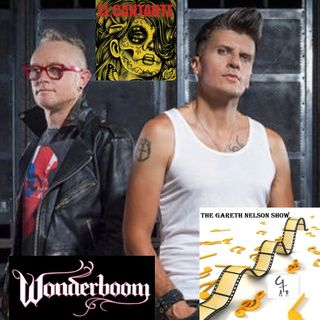 Wonderboom & El Cantante Interview