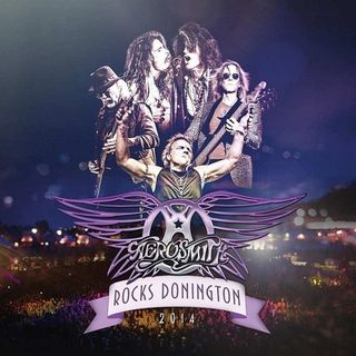 ESPECIAL AEROSMITH ROCKS DONINGTON 2014 #Aerosmith #classicrock #westworld #tigerking #shadowsfx #twd #r2d2 #yoda #mulan #onward #