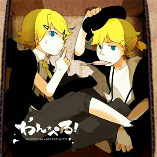 Rin Kagamine-DEEPENING COLORS