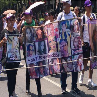 Muchas voces se suman a paro nacional de mujeres