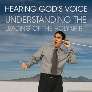 Hearing God's Voice Part 4