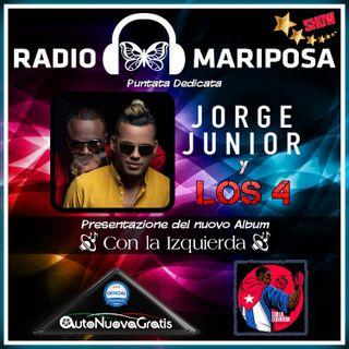 CON LA IZQUIERDA, LOS 4 - 87esima Puntata Radio Mariposa Show