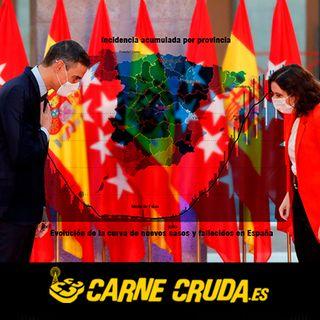 Carne Cruda - La guerra política de la segunda ola (#734)