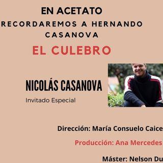 El legado de Hernando Casanova