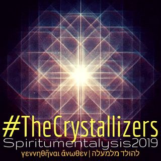#TheCrystallizers: Laws Of The Beginning. - #iMentor With Harkheindzel Kenny Omiyale