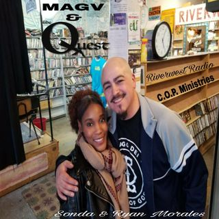 MAGV & Quest Nation. C.O.P. Ministries