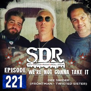 Dee Snider (Frontman - Twisted Sister) - We're Not Gonna Take It