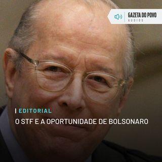 Editorial: O STF e a oportunidade de Bolsonaro