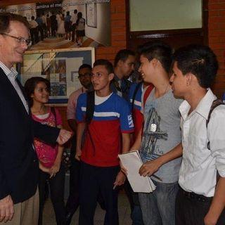 Healing Honduras: U.S. Ambassador Sees New Strategies For Stemming Illegal Immigration