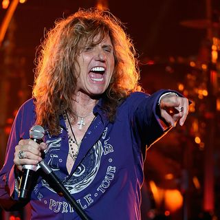 Whitesnake's David Coverdale On Love Songs & the Upper Decker Prank!