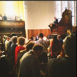 Predicazione pastore Gianni Genre - culto apertura Sinodo 2016