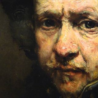 Episode 53: Rembrandt: Self Portrait, Aging through the Artist's Hand