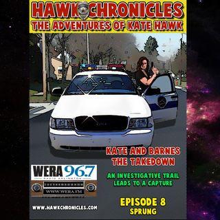 "Episode 08 Hawk Chronicles ""Sprung"""