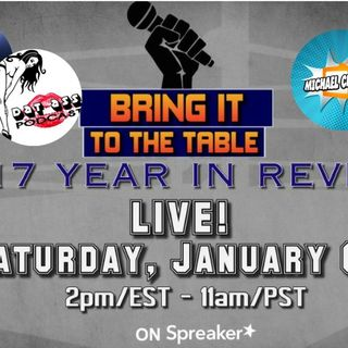 """WWEMCTV's The After Show - S2 """"A WWE Year In Review 2017 Part 1 Feat. NoHoldsBarredWP & Dat Ass Podcast"""""""
