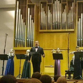 Dmitry Ganin Live in Kemerovo