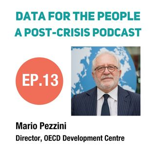 Mario Pezzini - Director of the OECD Development Centre