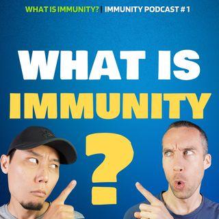 Dietitian Explains Immunity | The Immunity Podcast Clips