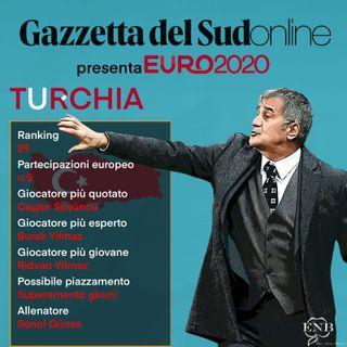 """Euro 2020 Girone A, """"Gazzetta presenta"""": 'mamma li Turchi'...a, garantisce Burak"""