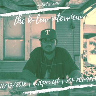 The K-Lew Interview.