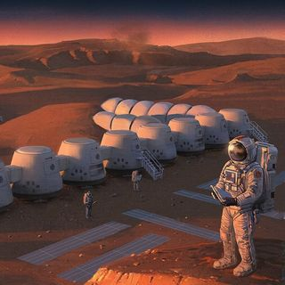 Colonization of Mars?
