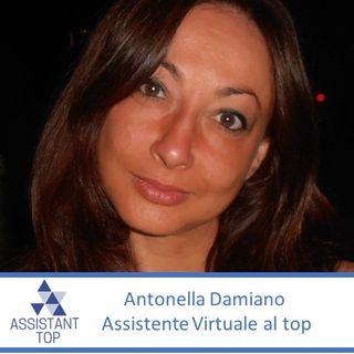 Liberarsi dalle incombenze stressanti: con l'assistente virtuale si può. INTERVISTA ad Antonella Damiano