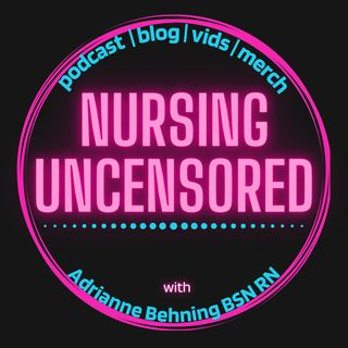 Down & Dirty with a CVICU Nurse: Talk with Blake