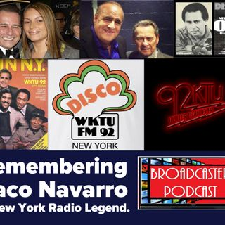 Remembering Paco Navarro: A New York Radio Legend. Disco. Dance. Diversity: BP 08.16.19