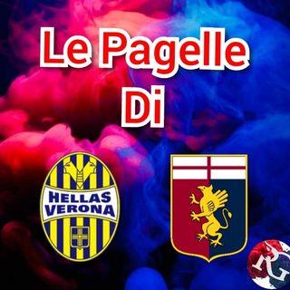 Pagelle Verona Genoa