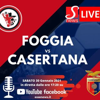 Diretta Lega PRO :::: Foggia - Casertana 1 - 0 :::: Serie C girone C