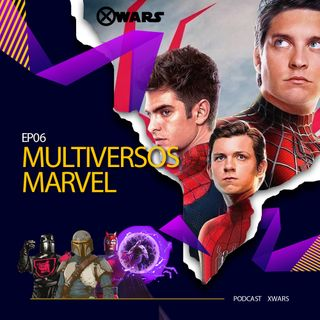 XWARS #06 Multiversos Marvel