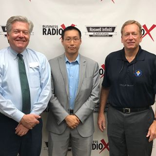 "Tim Fulton, Small Business Matters, and Anthony Chen, ""Family Business Radio"""