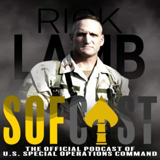 10 - CSM (Ret) Rick Lamb - Green Beret and Ranger legend
