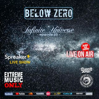 BELOW ZERO - INFINITE UNIVERSE