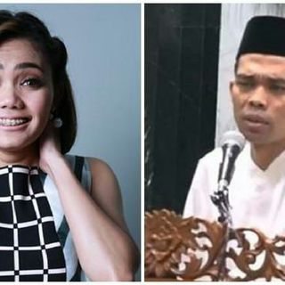 Rina Nose dan Ustaz Abdul Somad Saling Sindir