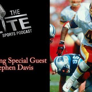 Bama's Triumph, NFL Divisional Round, Stephen Davis (Former NFL RB)