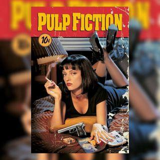 Monografia Tarantino | #2. Un Ammasso di materia senza Forma: PULP FICTON (1994)