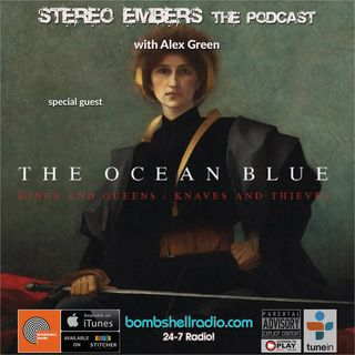 Stereo Embers The Podcast: David Schelzel (The Ocean Blue)