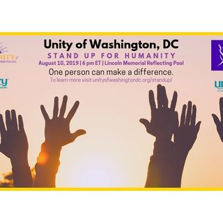 Stand Up for Humanity & America Meditates w/ Rev Sylvia Sumter & Sireesha Ganti