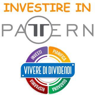 INVESTIRE IN AZIONI PATTERN - ne parliamo con il CEO Luca Sburlat