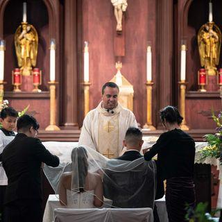 Holy Orders & Matrimony