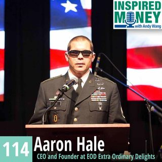 The Indomitable Spirit of a Blind and Deaf Entrepreneur with Aaron Hale