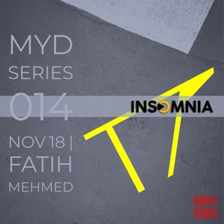 MYD PA 014 | NOV 18 | FATIH MEHMED