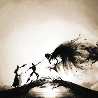 La storia dei tre fratelli - Le fiabe di Beda il Bardo