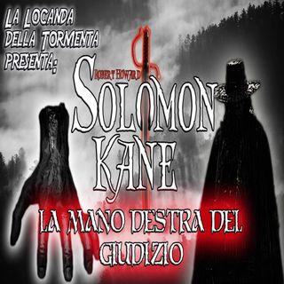 Audiolibro Solomon Kane 02 La mano destra del giudizio