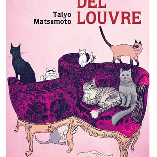 Puntata 63 - I Gatti del Louvre #Manga