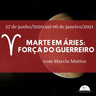 Marte em Áries - A Força do Guerreiro