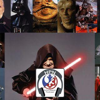 Top Star Wars Villains