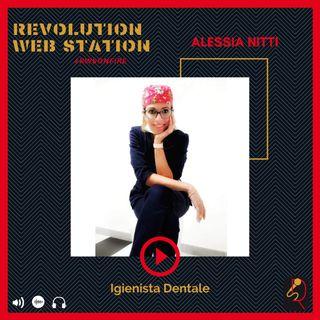 INTERVISTA ALESSIA NITTI - IGIENISTA DENTALE