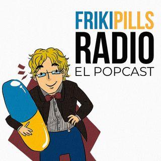 FRIKIPILLS 2x04 - Viaje nostálgico/musical por series míticas de los 80/90