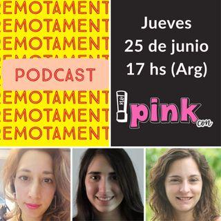 27 - Entrevistamos a Florencia, Denise y Cecilia, parte del team de Not Pink Conference.
